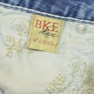 BKE Jeans - BKE jeans 27 x 33.5 Stella slouch straight heavy d